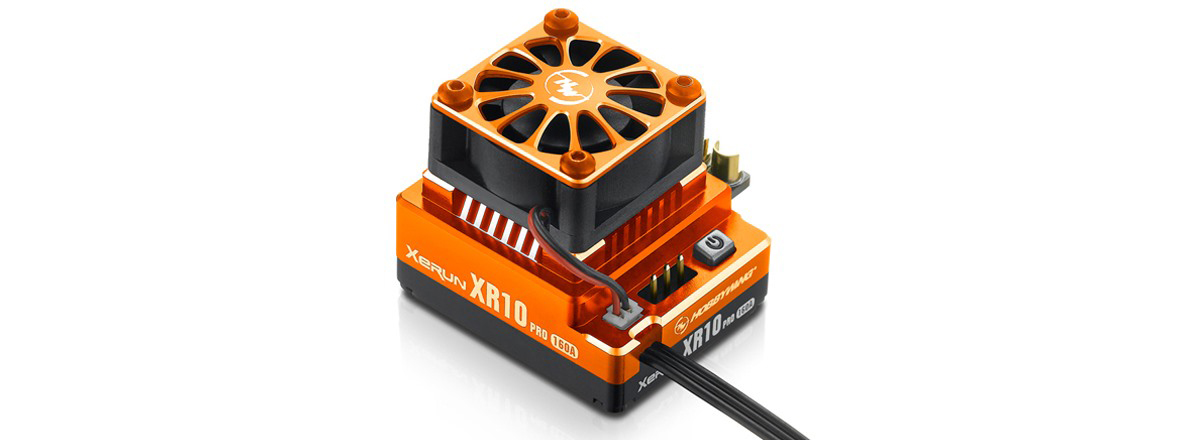 Hobbywing Officially Release New Firmware with Softening Function  for XR10 Pro ESC(s)