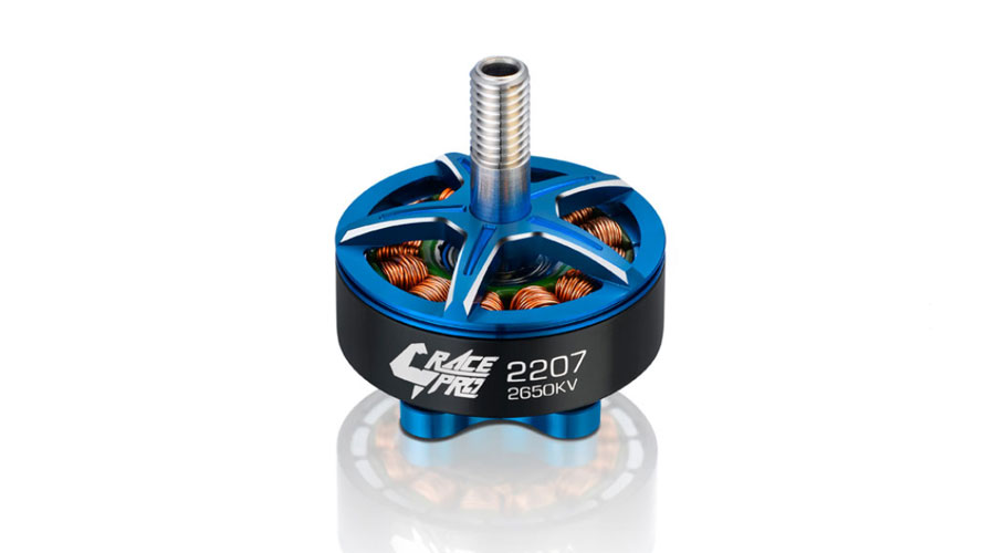 Here Comes the Hobbywing XRotor Race Pro 2207