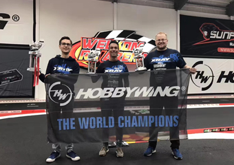 Hobbywing's Big Wins at 2018 IFMAR World Championships (South Africa)