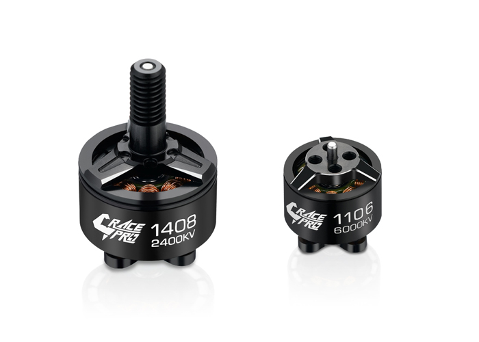 Here Comese the XRotor 1408/1106 Race Pro Motors