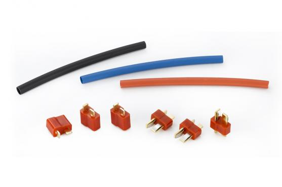 HW Connectors-M/FM Single Pack