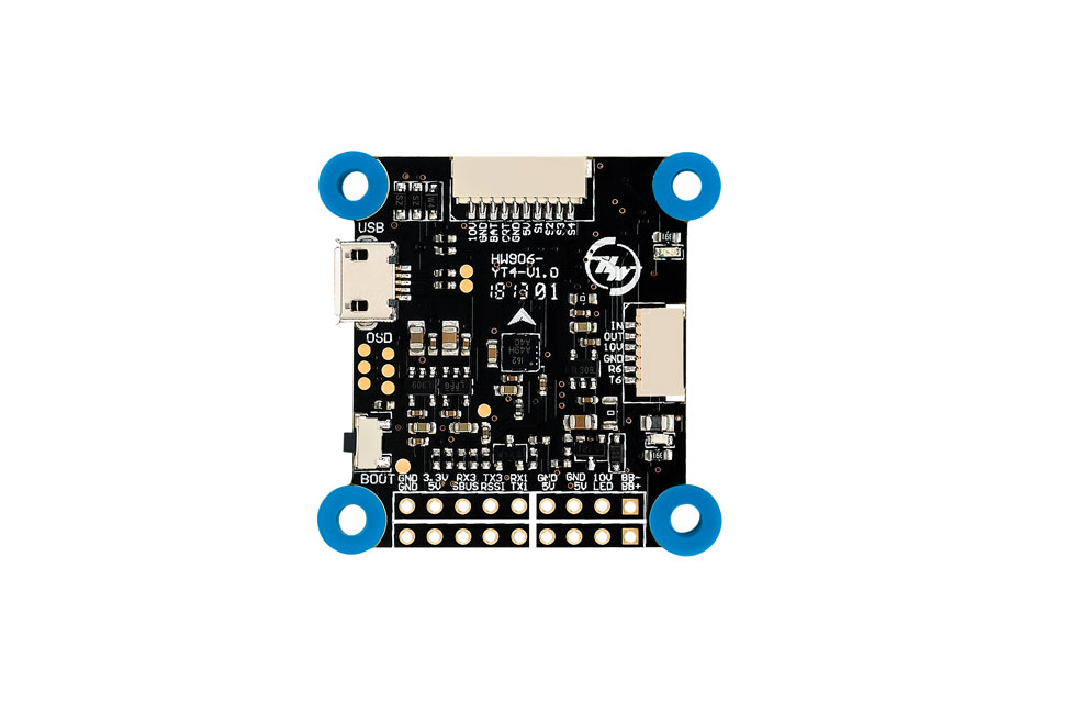 XRotor Micro Flight Controller F4 G2_Drone Systems_HOBBYWING